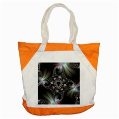 Magic Swirl Accent Tote Bag