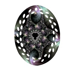 Magic Swirl Ornament (Oval Filigree)