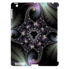 Magic Swirl Apple iPad 3/4 Hardshell Case (Compatible with Smart Cover)