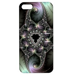 Magic Swirl Apple iPhone 5 Hardshell Case with Stand