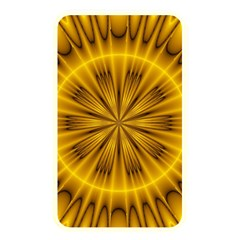 Fractal Yellow Kaleidoscope Lyapunov Memory Card Reader