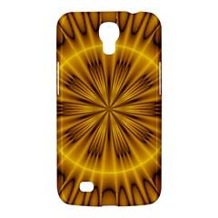 Fractal Yellow Kaleidoscope Lyapunov Samsung Galaxy Mega 6.3  I9200 Hardshell Case