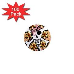 Banner Header Tapete 1  Mini Magnets (100 Pack)