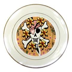 Banner Header Tapete Porcelain Plates
