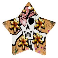 Banner Header Tapete Star Ornament (two Sides)