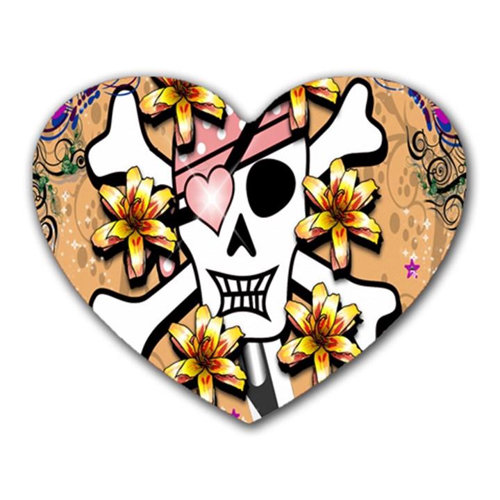 Banner Header Tapete Heart Mousepads