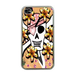 Banner Header Tapete Apple Iphone 4 Case (clear)