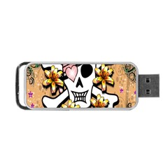 Banner Header Tapete Portable USB Flash (Two Sides)