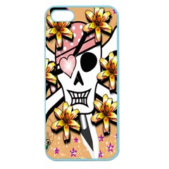 Banner Header Tapete Apple Seamless Iphone 5 Case (color)