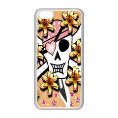 Banner Header Tapete Apple iPhone 5C Seamless Case (White)