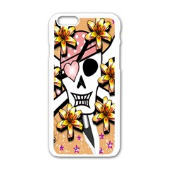 Banner Header Tapete Apple iPhone 6/6S White Enamel Case