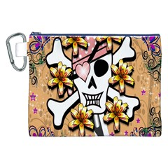 Banner Header Tapete Canvas Cosmetic Bag (xxl)