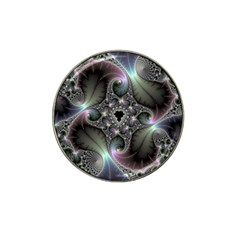 Precious Spiral Wallpaper Hat Clip Ball Marker (4 Pack)