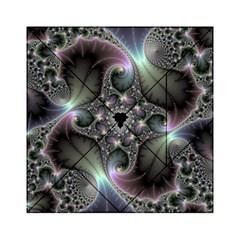 Precious Spiral Wallpaper Acrylic Tangram Puzzle (6  x 6 )