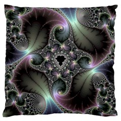 Precious Spiral Wallpaper Large Cushion Case (One Side)