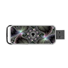 Precious Spiral Wallpaper Portable Usb Flash (two Sides)