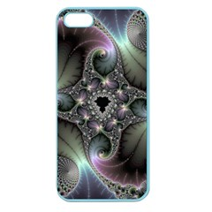 Precious Spiral Wallpaper Apple Seamless Iphone 5 Case (color)
