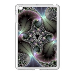 Precious Spiral Wallpaper Apple iPad Mini Case (White)