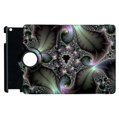 Precious Spiral Wallpaper Apple iPad 2 Flip 360 Case