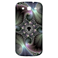 Precious Spiral Wallpaper Samsung Galaxy S3 S III Classic Hardshell Back Case