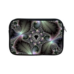 Precious Spiral Wallpaper Apple Ipad Mini Zipper Cases