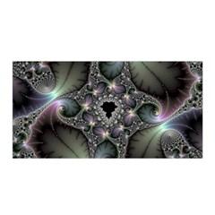 Precious Spiral Wallpaper Satin Wrap