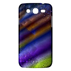 Fractal Color Stripes Samsung Galaxy Mega 5 8 I9152 Hardshell Case