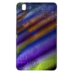 Fractal Color Stripes Samsung Galaxy Tab Pro 8.4 Hardshell Case