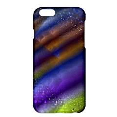 Fractal Color Stripes Apple iPhone 6 Plus/6S Plus Hardshell Case