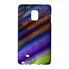 Fractal Color Stripes Galaxy Note Edge