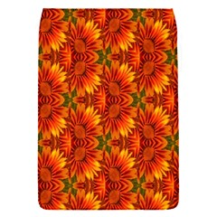 Background Flower Fractal Flap Covers (S)
