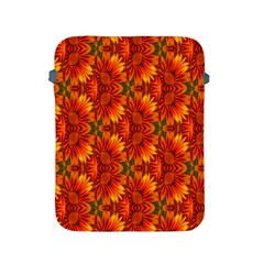 Background Flower Fractal Apple Ipad 2/3/4 Protective Soft Cases