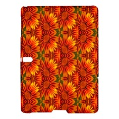 Background Flower Fractal Samsung Galaxy Tab S (10 5 ) Hardshell Case