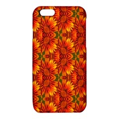 Background Flower Fractal iPhone 6/6S TPU Case