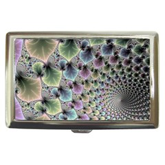 Beautiful Image Fractal Vortex Cigarette Money Cases