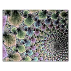Beautiful Image Fractal Vortex Rectangular Jigsaw Puzzl