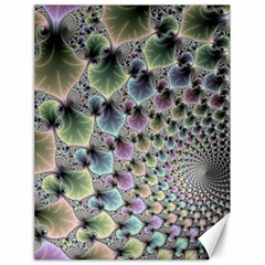 Beautiful Image Fractal Vortex Canvas 18  X 24