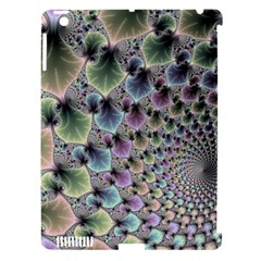 Beautiful Image Fractal Vortex Apple iPad 3/4 Hardshell Case (Compatible with Smart Cover)