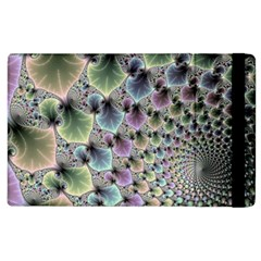 Beautiful Image Fractal Vortex Apple Ipad 3/4 Flip Case