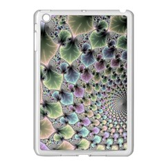 Beautiful Image Fractal Vortex Apple iPad Mini Case (White)