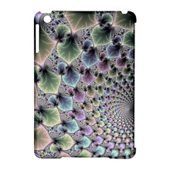 Beautiful Image Fractal Vortex Apple iPad Mini Hardshell Case (Compatible with Smart Cover)