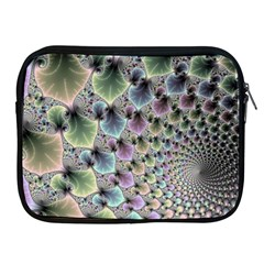 Beautiful Image Fractal Vortex Apple Ipad 2/3/4 Zipper Cases