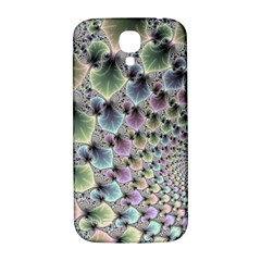 Beautiful Image Fractal Vortex Samsung Galaxy S4 I9500/I9505  Hardshell Back Case
