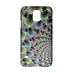 Beautiful Image Fractal Vortex Samsung Galaxy S5 Hardshell Case