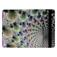 Beautiful Image Fractal Vortex Samsung Galaxy Tab Pro 12.2  Flip Case