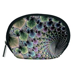 Beautiful Image Fractal Vortex Accessory Pouches (medium)