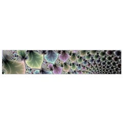 Beautiful Image Fractal Vortex Flano Scarf (small)
