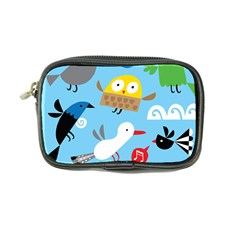 New Zealand Birds Close Fly Animals Coin Purse