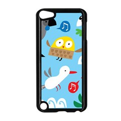 New Zealand Birds Close Fly Animals Apple Ipod Touch 5 Case (black)