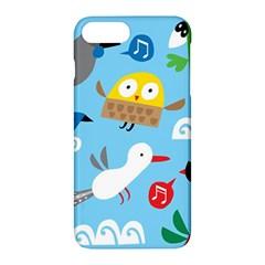 New Zealand Birds Close Fly Animals Apple Iphone 7 Plus Hardshell Case